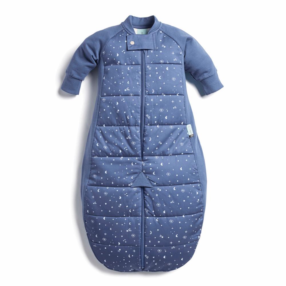 ErgoSleepsuit Unipussi TOG 2.5, Night Sky sininen, 3-12m