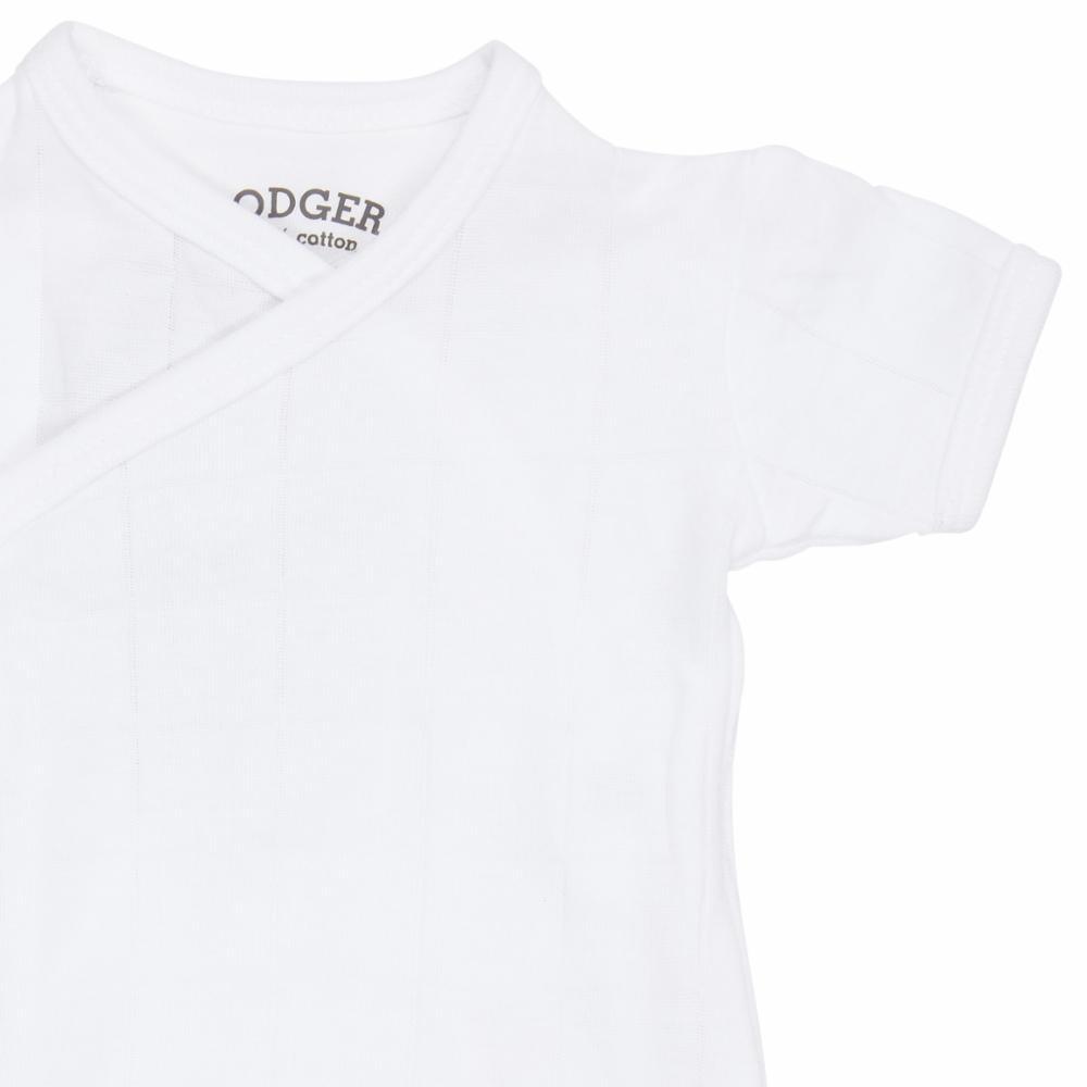 Lodger Body Lyhythihainen, Valkoinen, 56