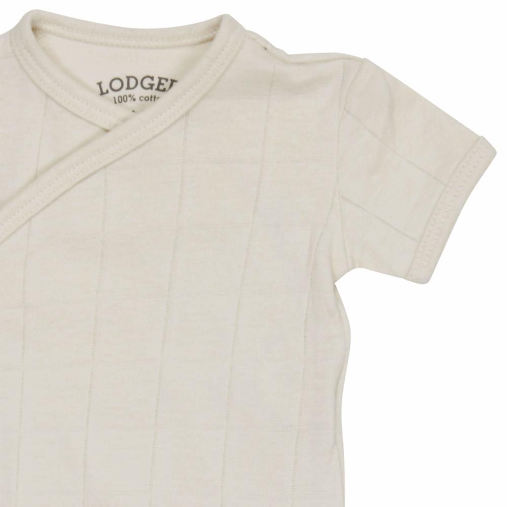 Lodger Body Lyhythihainen, Ivory vaalea, 74