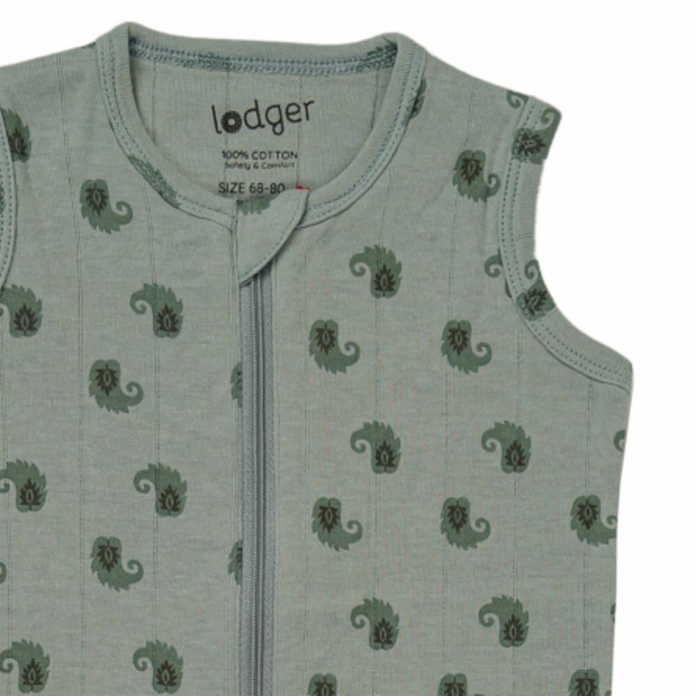 Lodger Unipussi kesä, Flame Silt Green, 68-80cm