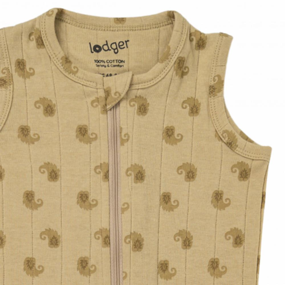 Lodger Unipussi kesä, Flame Sand, 68-80cm