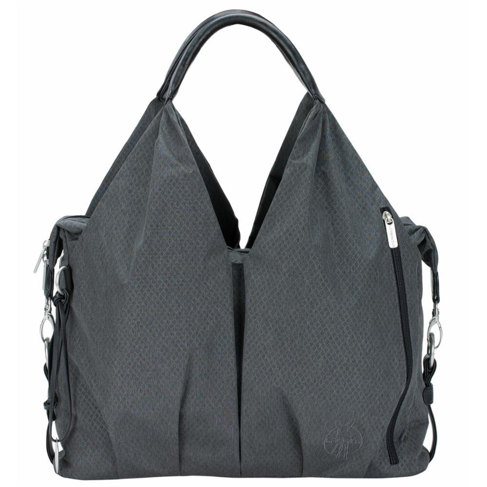 Hoitolaukku Lässig Green Neckline Bag, SpinDye Black