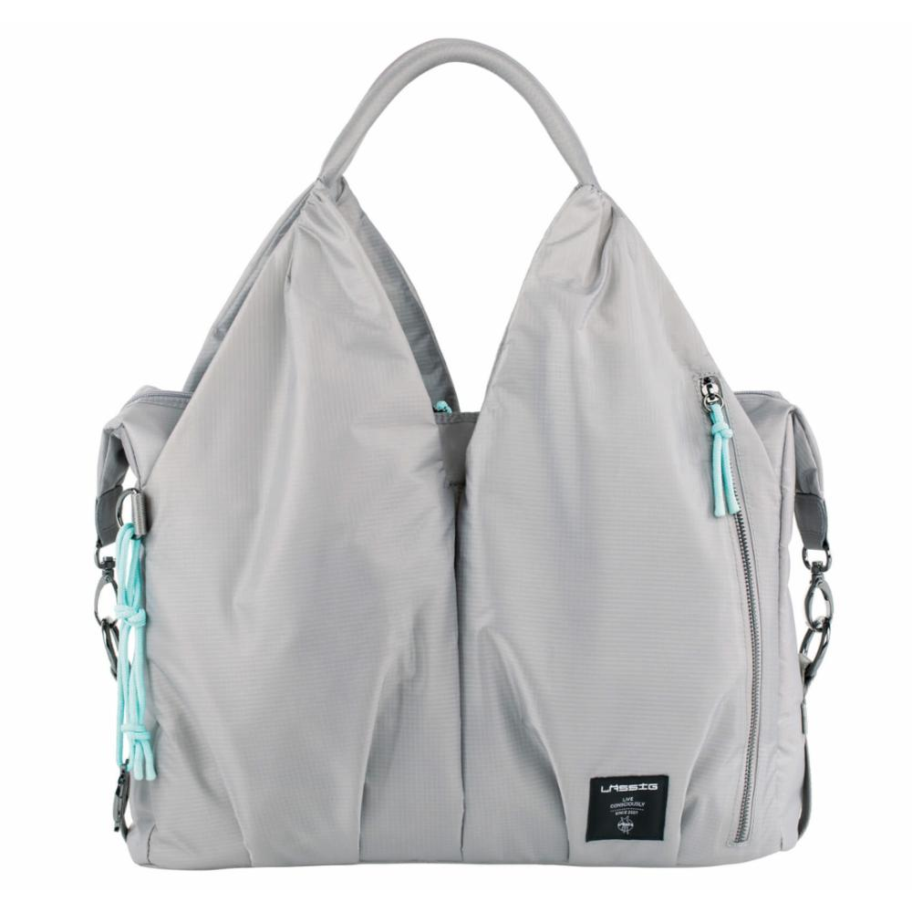 Hoitolaukku Lässig Green Neckline Bag, POP Grey