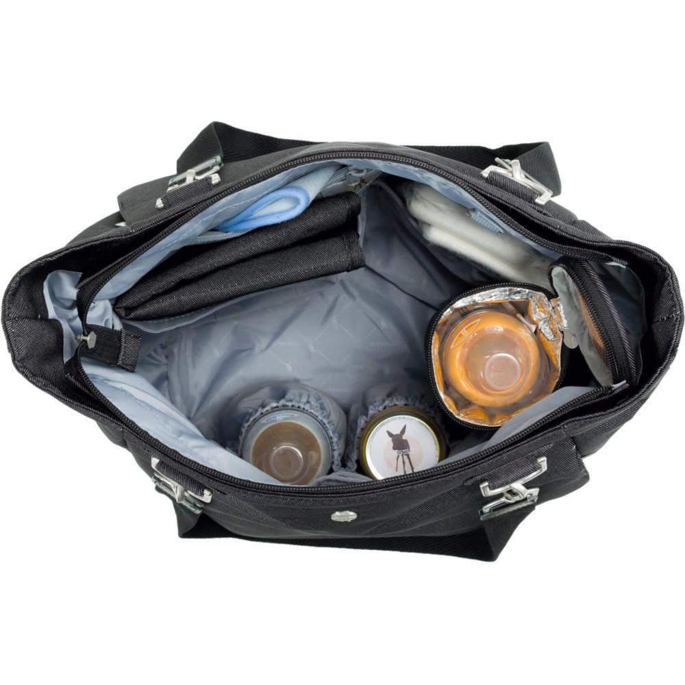 Hoitolaukku Lässig Mix n Match Bag, Denim Black