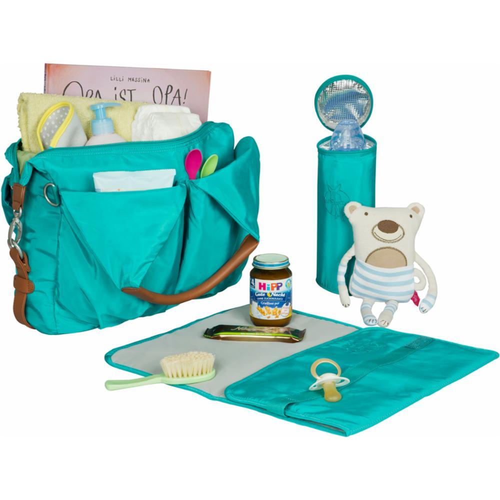 Hoitolaukku Lässig Glam Signature Bag