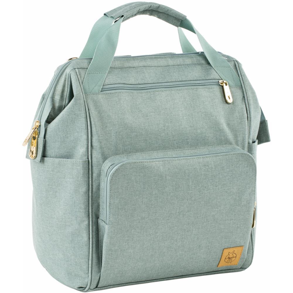 Hoitolaukku Lässig Glam Goldie Backpack, Mint