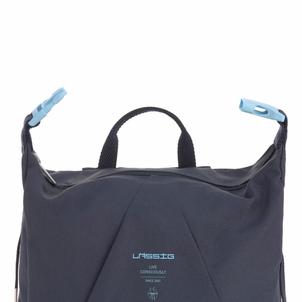 Lässig Ocean Backpack Mini, Navy