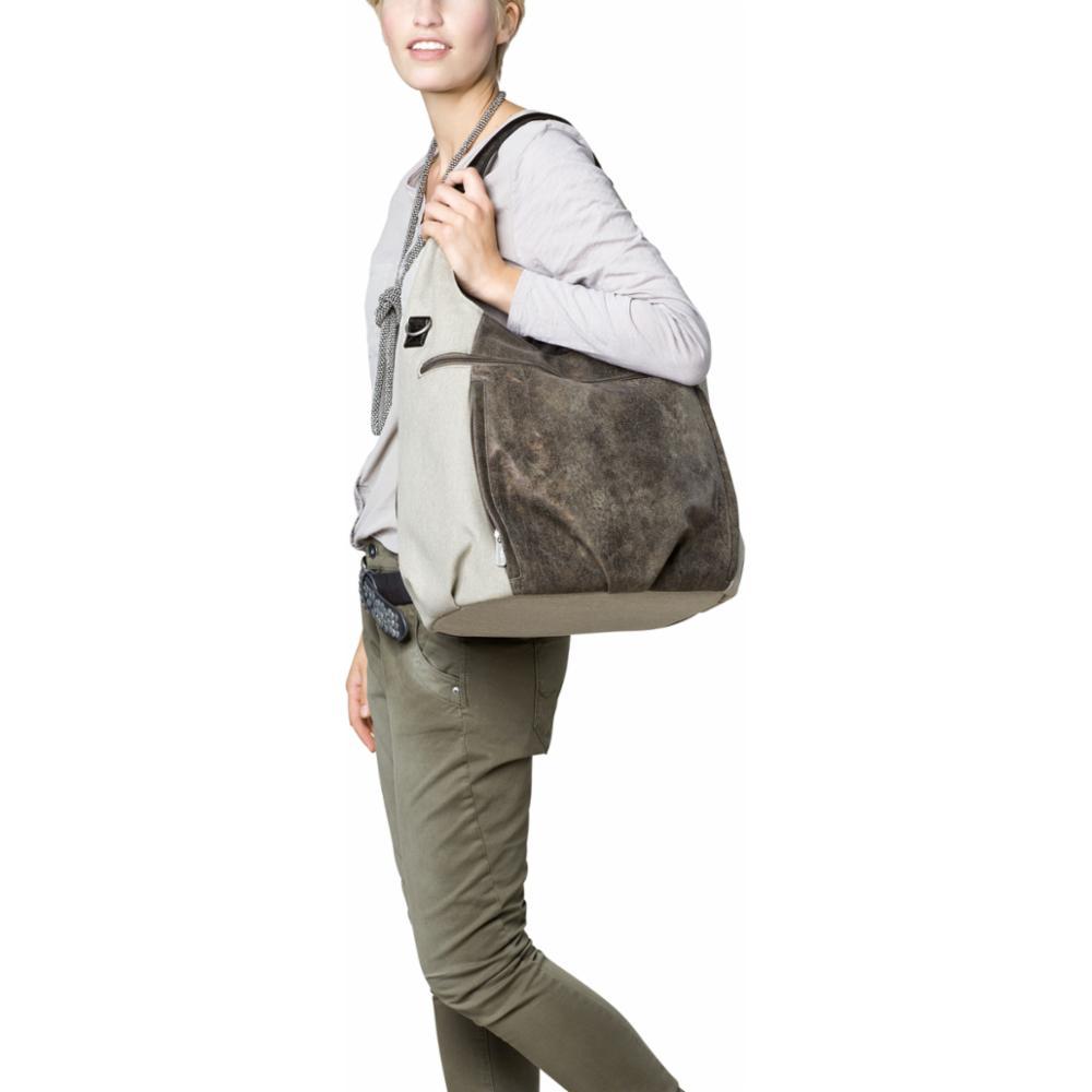Lässig Hobo Bag Hoitolaukku, Olive-Beige