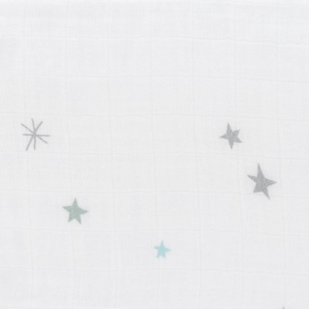 Lässig Bambuharso 80cm, Stars Silver