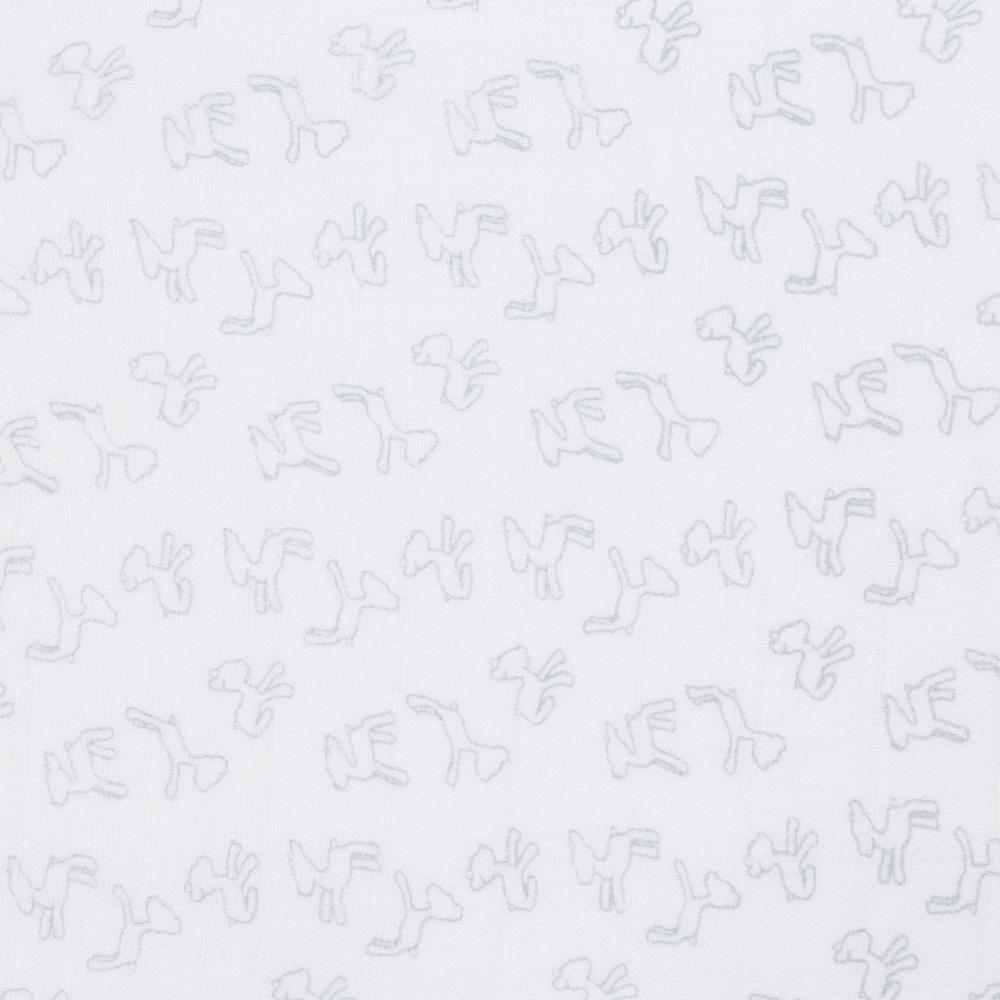 Lässig Bambuharso 120cm, Lela Light Grey