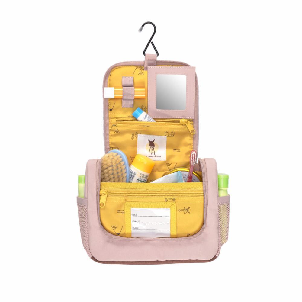 Pesulaukku Lässig Mini Washbag, Adventure Tipi
