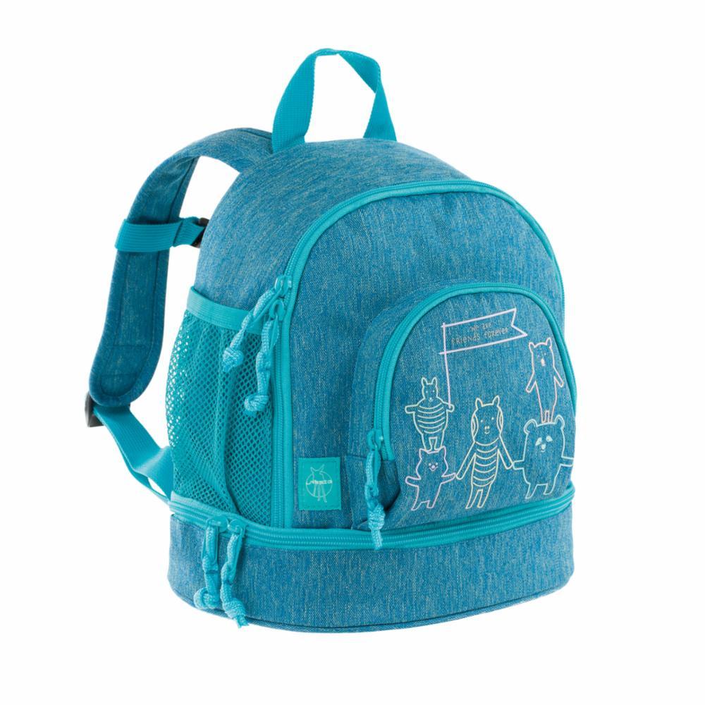 Lässig Mini Backpack Reppu, About Friends Blue