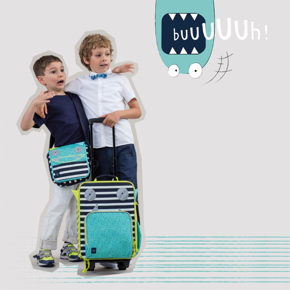 Lässig Mini Trolley Vetolaukku, Bouncing Bob
