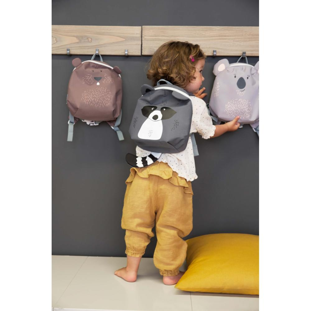 Lastenreppu Lässig Tiny Backpack, Pesukarhu