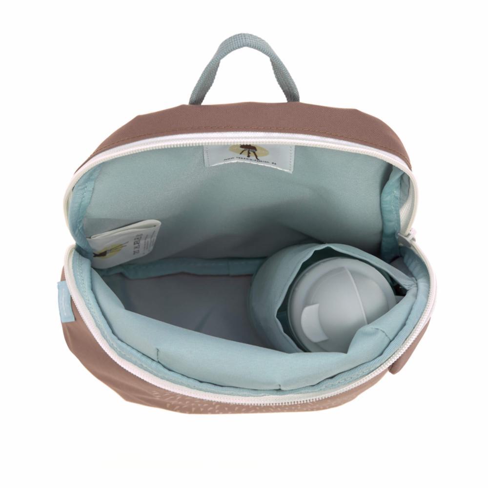 Lastenreppu Lässig Tiny Backpack, Majava