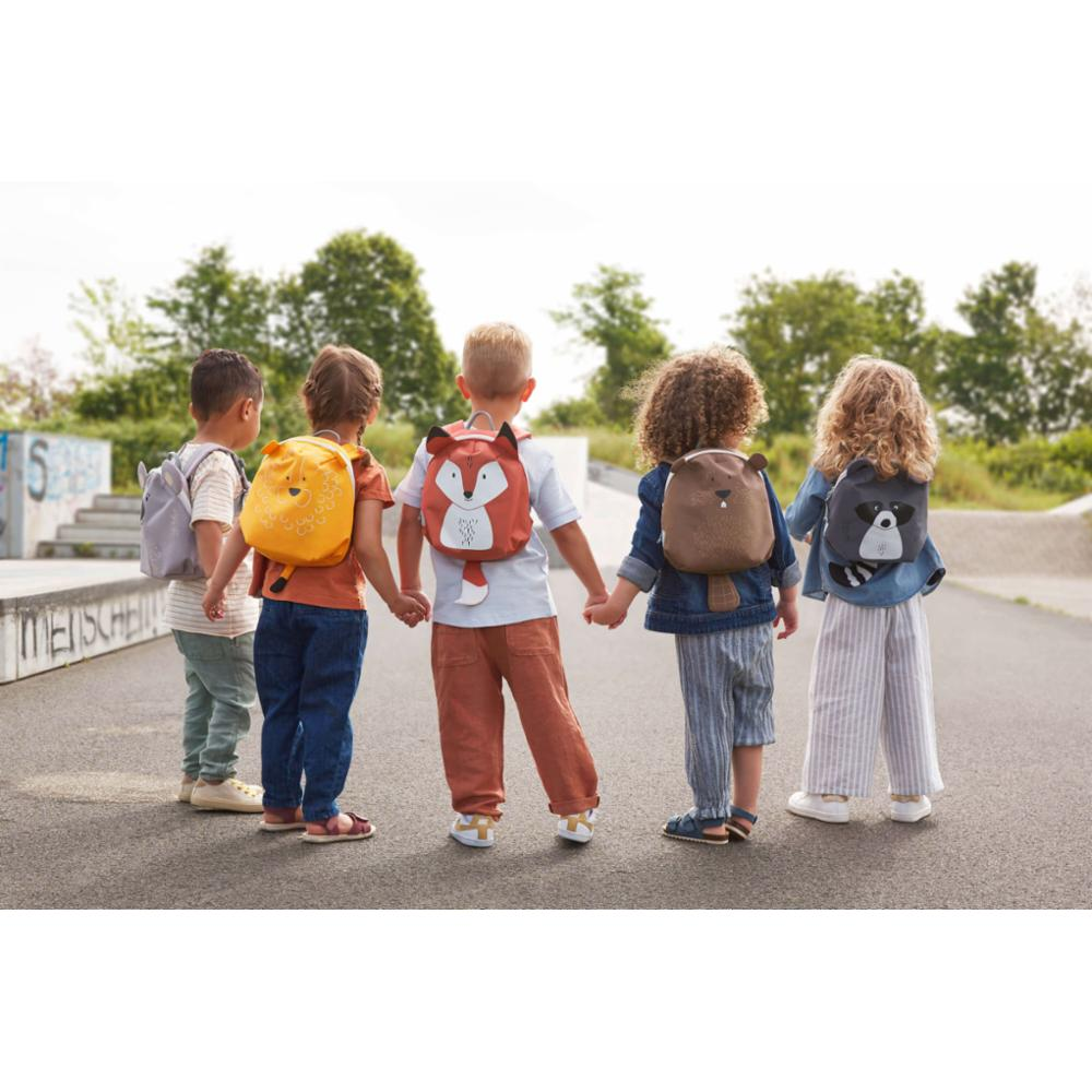 Lastenreppu Lässig Tiny Backpack, Leijona