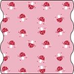 Lässig Twister Kids, Mushroom Pink