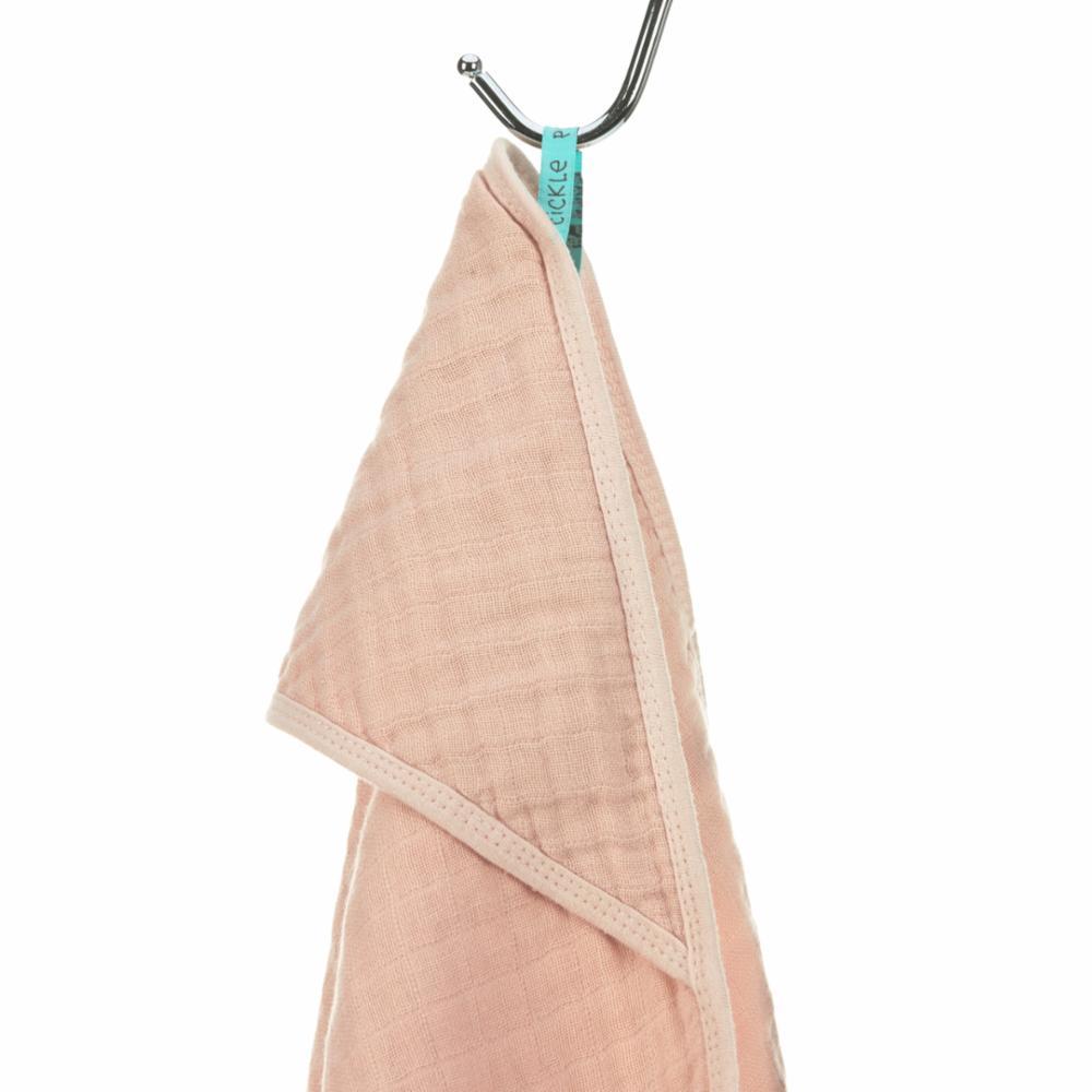 Lässig Huppupyyhe Muslin, Light Pink