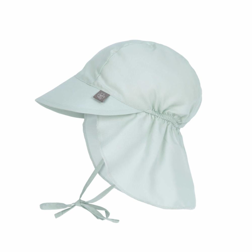 Lässig UV-hattu lipalla, Mint, 3-6 kk