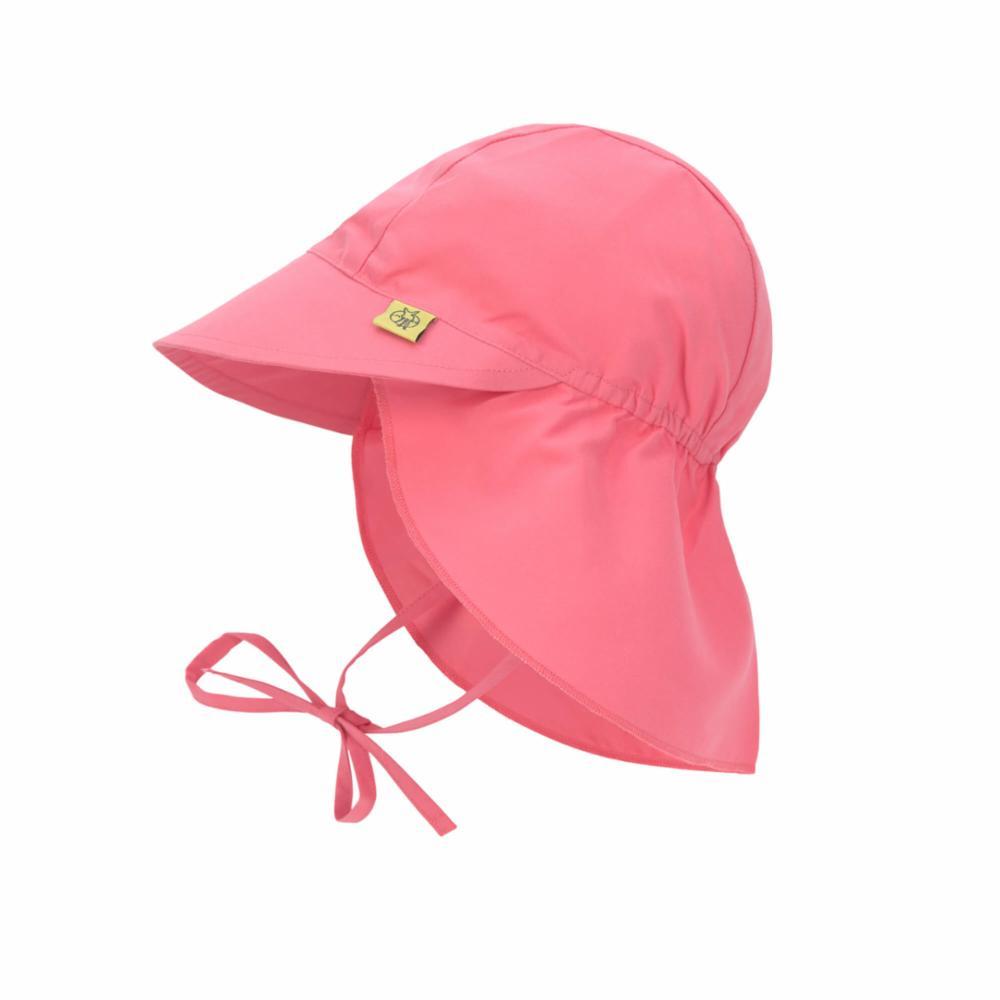 Lässig UV-hattu lipalla, Coral, 6-18 kk
