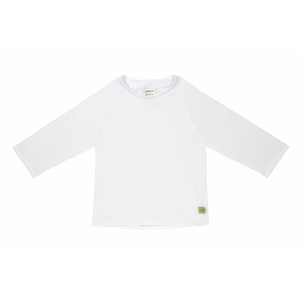 Lässig UV-paita pitkä, White, 3 v