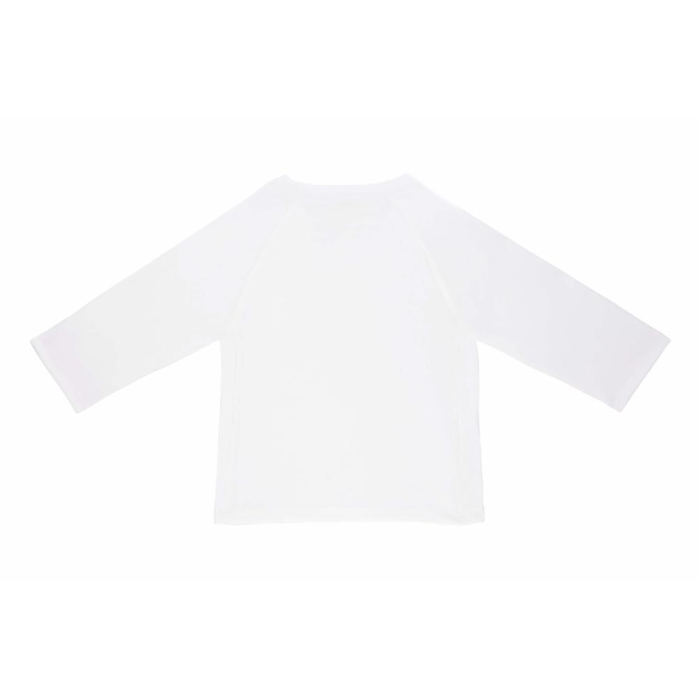 Lässig UV-paita pitkä, White, 24 kk