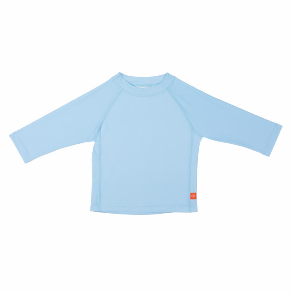 Lässig UV-paita pitkä, Light Blue, 3 v