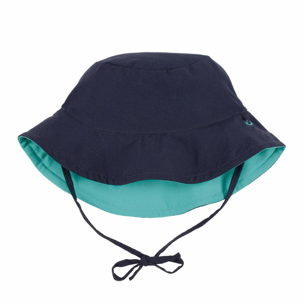 Lässig UV-hattu, Aqua, 0-6 kk