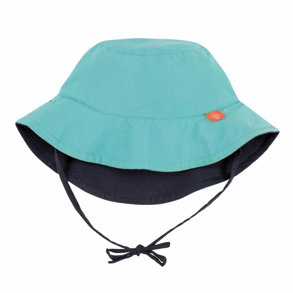 Lässig UV-hattu, Aqua, 18-36kk