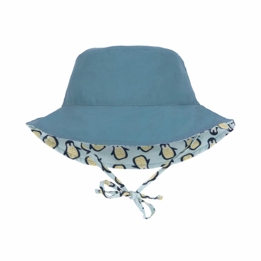 Lässig UV-hattu, Penguin Mint, 0-6 kk