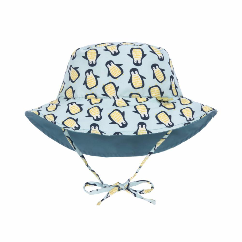 Lässig UV-hattu, Penguin Mint, 6-18 kk