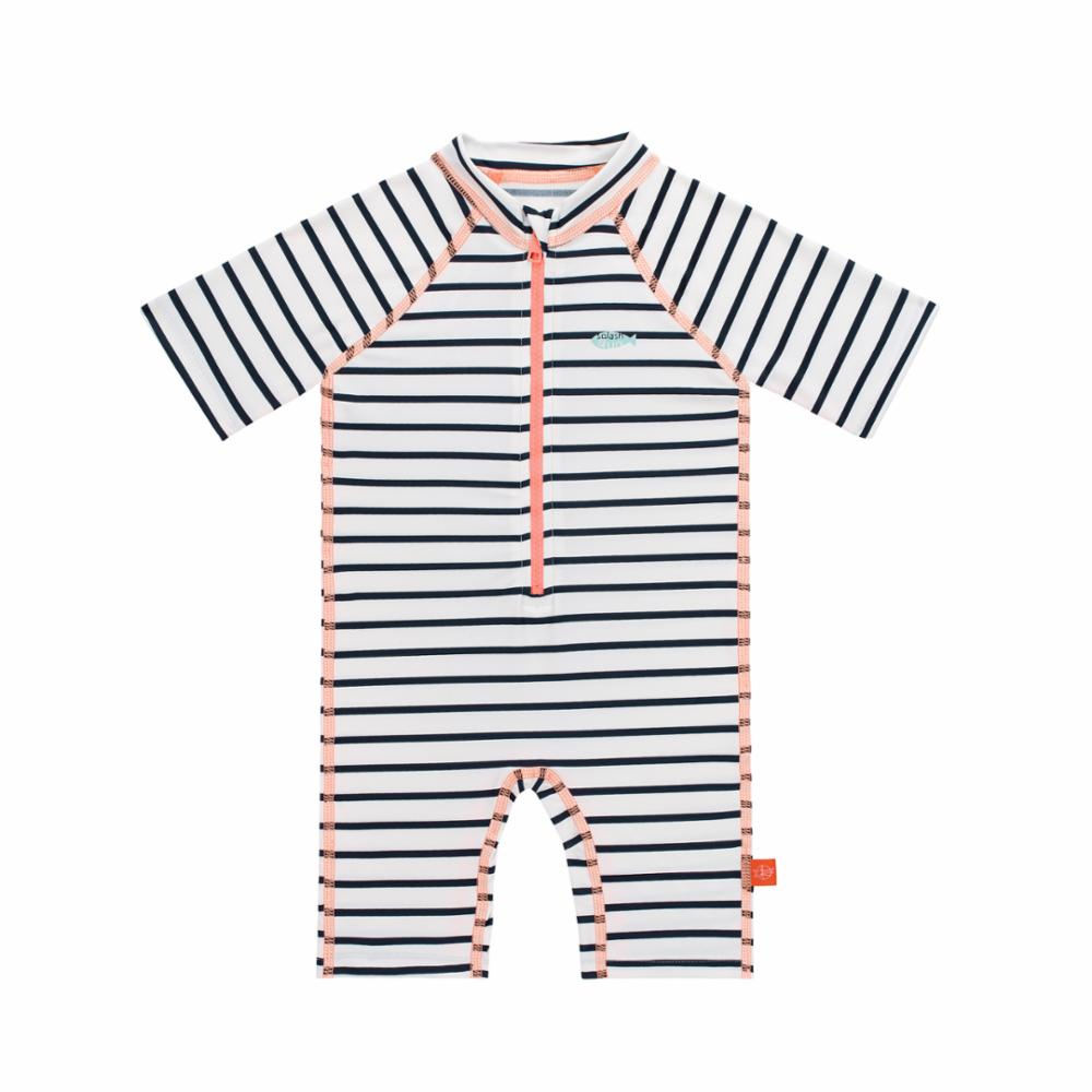 Lässig UV-puku, Striped Girls, 3 v