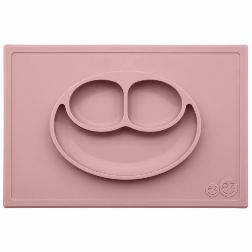 ezpz Happy Mat Ruokailualusta, Blush