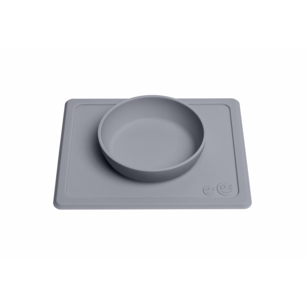 ezpz Mini Bowl Ruokailukulho, Gray