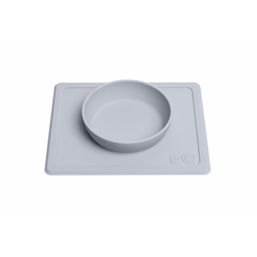 ezpz Mini Bowl lasten ruokakulho + ruokailualusta