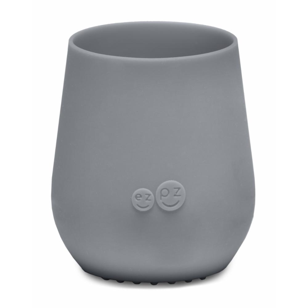ezpz Tiny Cup Ensimuki, Gray
