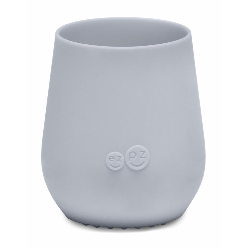 ezpz Tiny Cup Ensimuki, Pewter