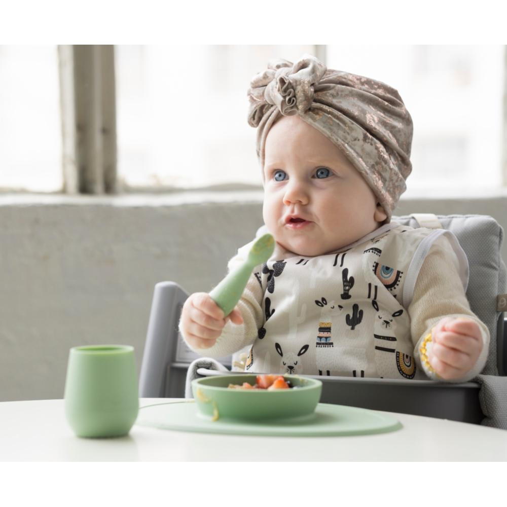 ezpz Tiny Spoons Lusikat, Sage