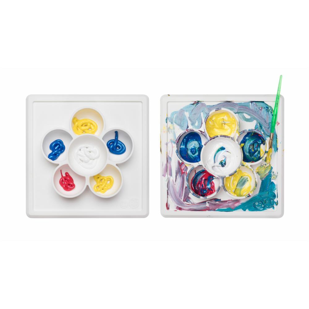 ezpz Mini Play Mat, Cream