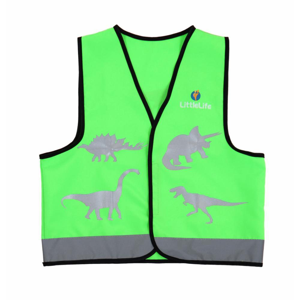 LittleLife Heijastinliivi, Vihreä Dinosaurus