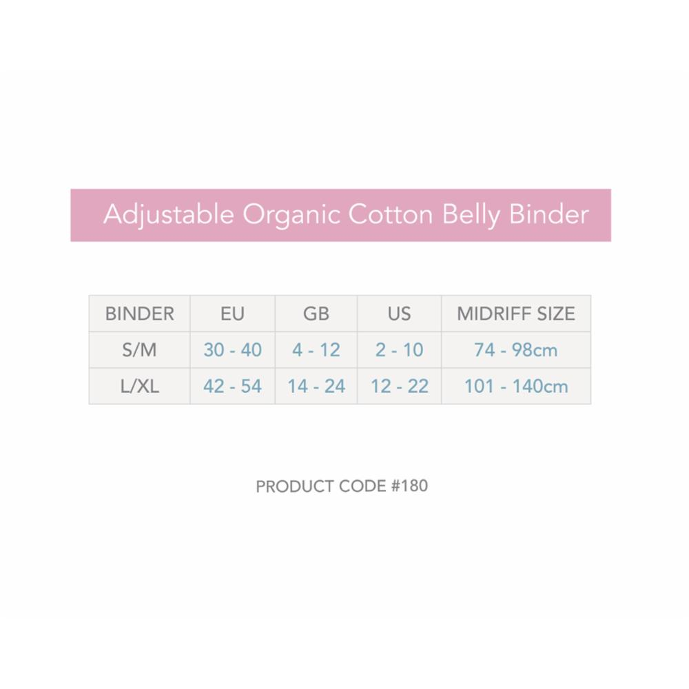 Carriwell Belly Binder-tukivyö, L/XL, Natur