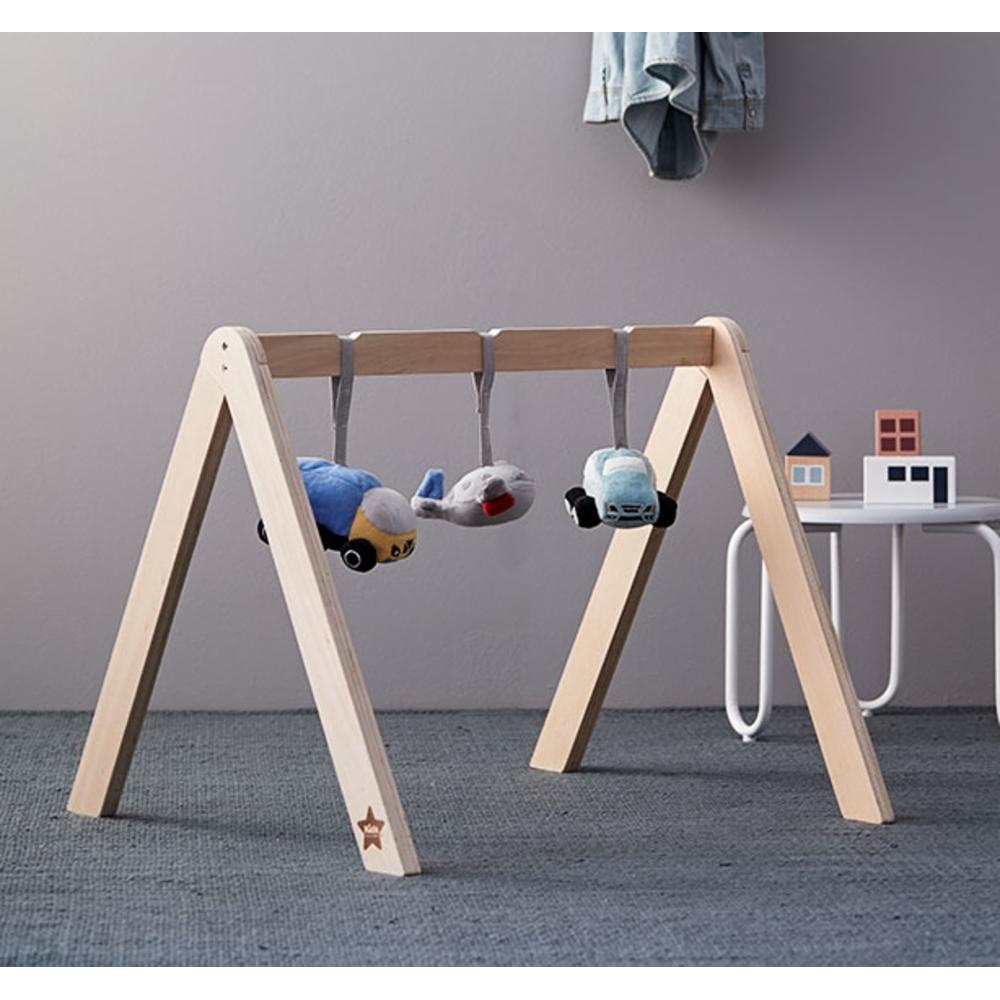 Kids Concept Leikkikaaren Lelut, Aiden sin.