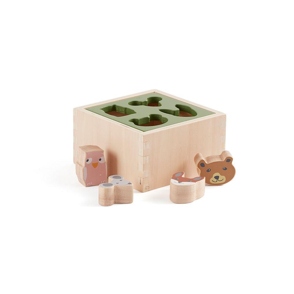 Kids Concept Palikkalaatikko, Edvin