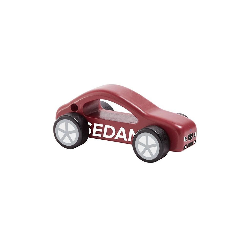 Kids Concept Puinen Auto Sedan