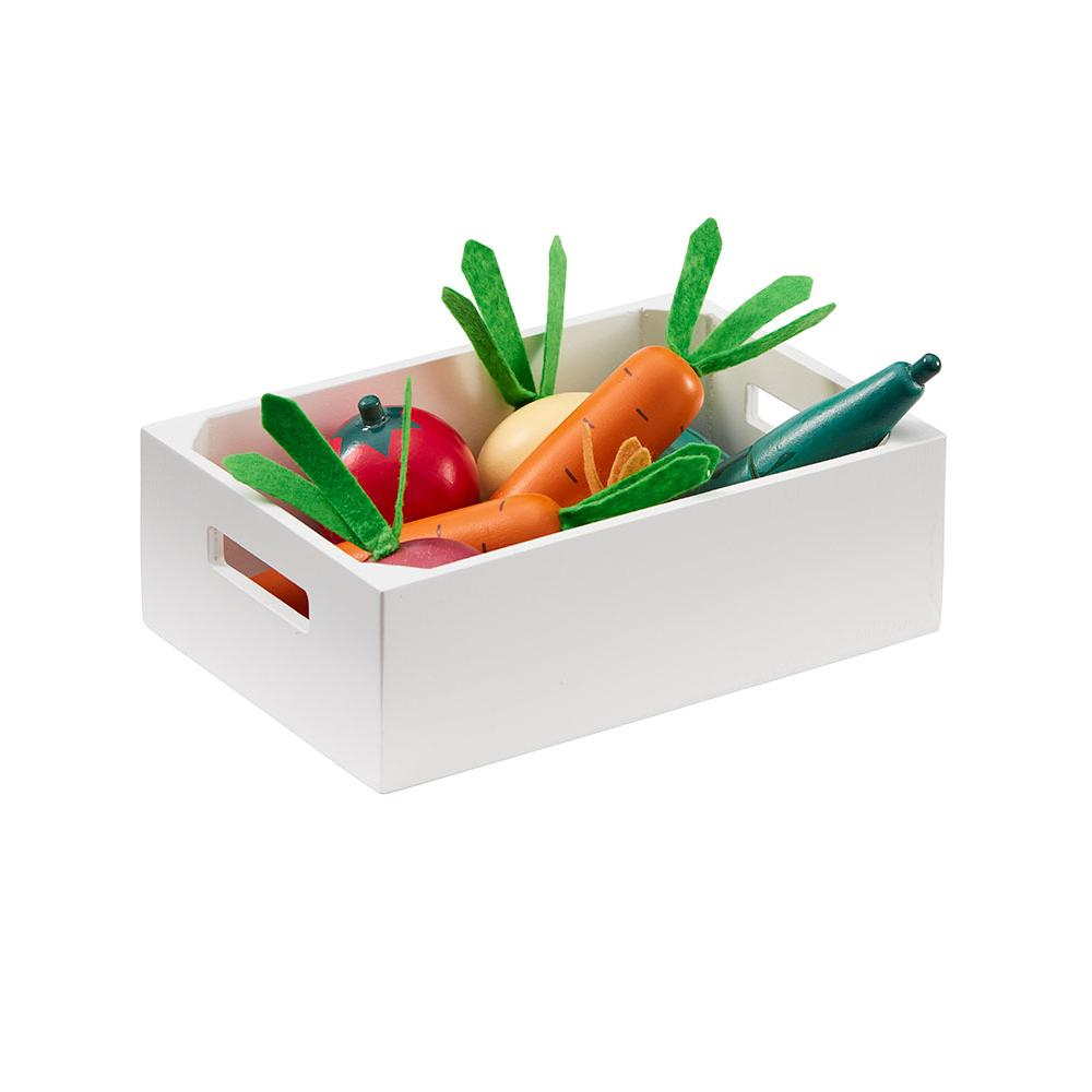 Kids Concept Vihanneslaatikko
