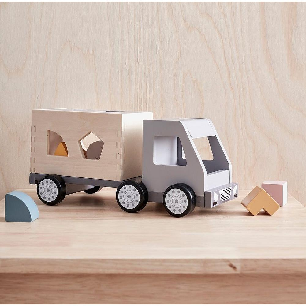 Kids Concept Palikka Kuorma-Auto