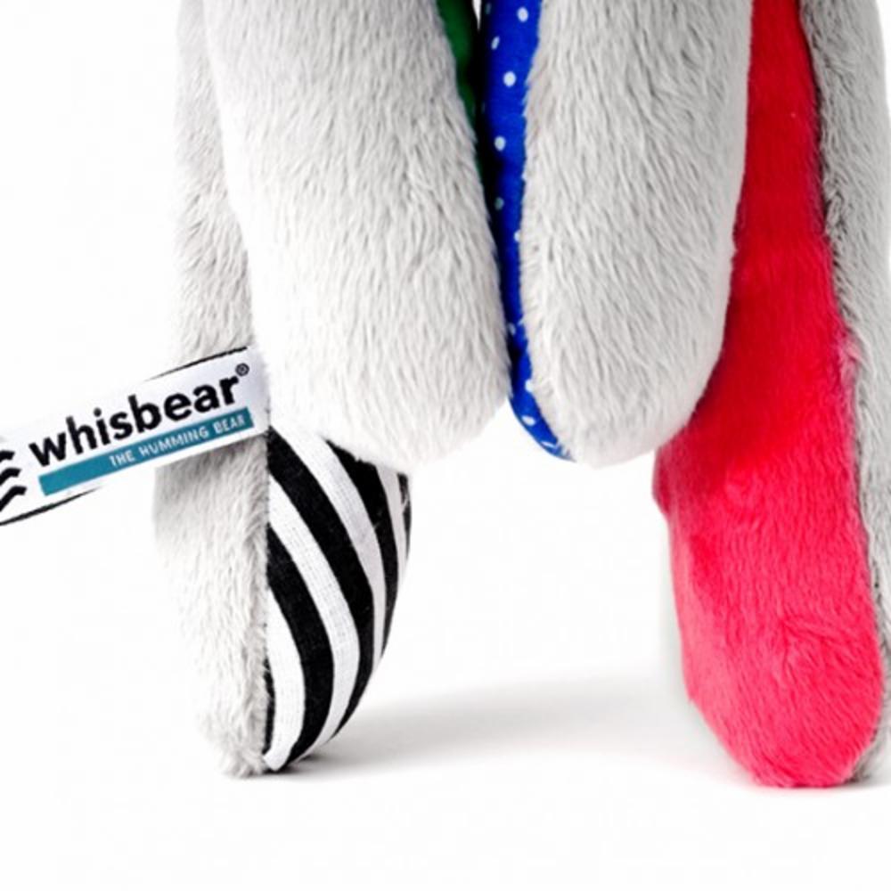 Whisbear The Humming Bear - Unikarhu, Pinkki