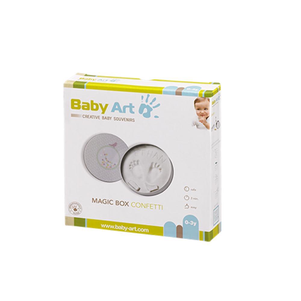 Baby Art Vauvamuisto Magic Box pyöreä