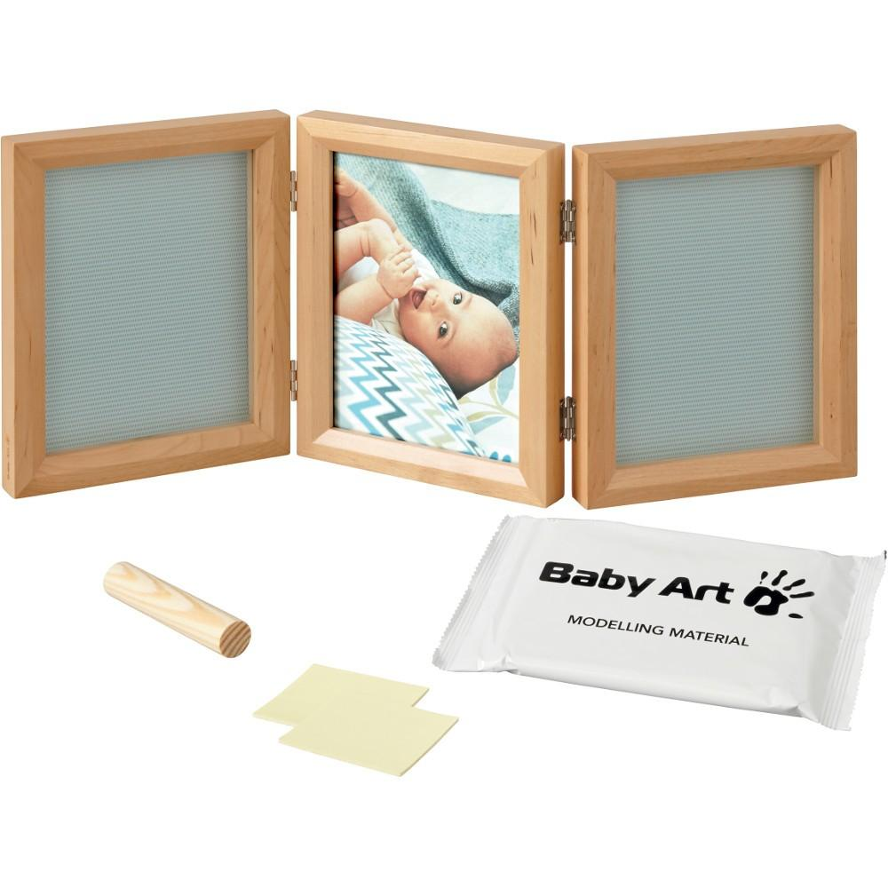 Baby Art Tupla Print Kehys, Honey