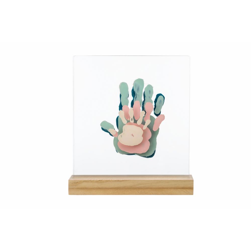 Baby Art Family Prints kädenjäljet vauvamuisto